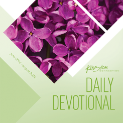 DAILY WORD DEVOTIONAL JUNE-AUGUST 2014